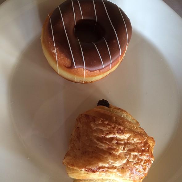 Breakfast Sweets @ Al Maha Desert Resort And Spa