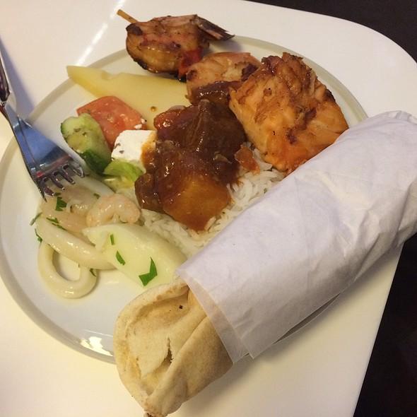 buffet @ Air France Lounge