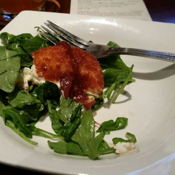 Fried Goat Cheese @ Iron Hill Brewery & Restaurant