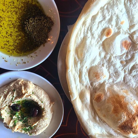 Zataar @ Pasha Mediterranean Grill