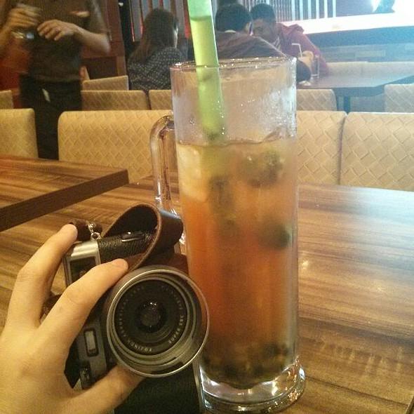 Passionfruit Tea @ Watami Japanese Dining