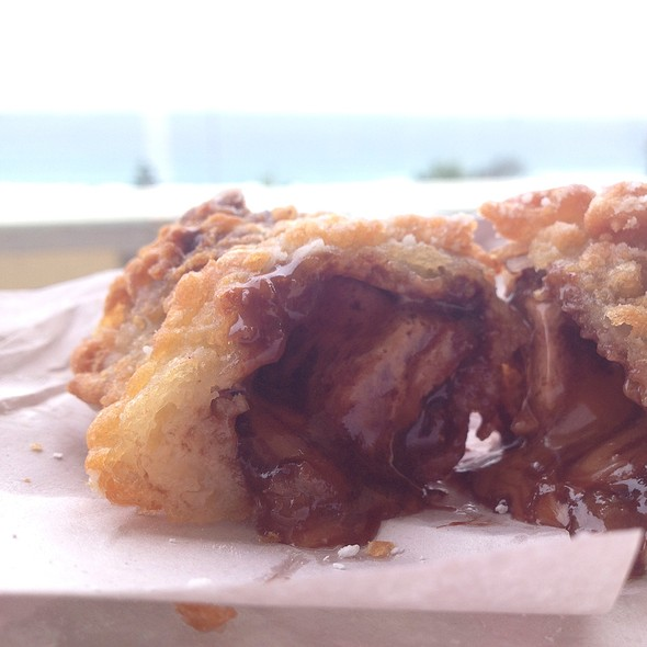 Deep Fried Mars Bar @ Bondi Surf Seafoods Pty Ltd