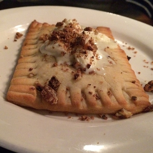 House Made Pop Tarts - Tremont 647, Boston, MA