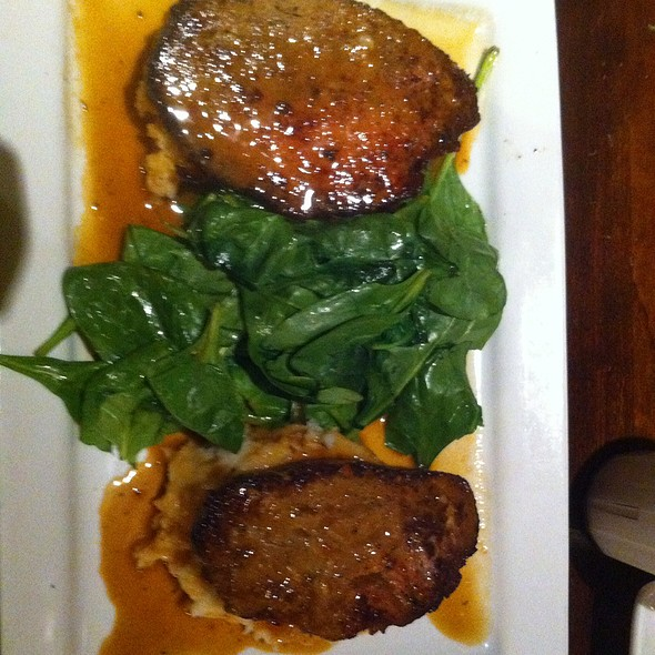 Butchers Meatloaf With Mashed Potatoes - Buttonwood Grill, Lahaska, PA