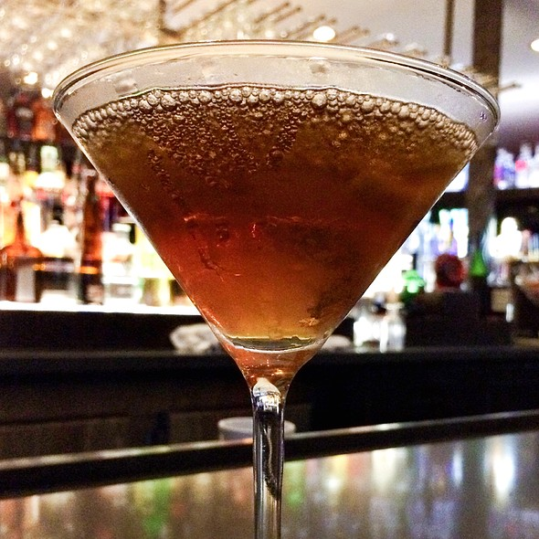 Perfect Maker's Mark Manhattan