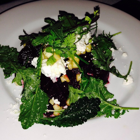 County Line Beets And Redwood Hill Goat Cheese