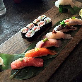 Local + Wild Caught Sushi Omakase - Katsuya- South Beach, Miami Beach, FL