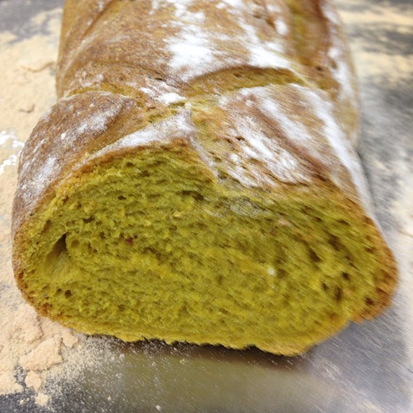 Curry Bread @ Pinturicchio40