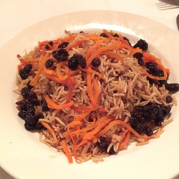 Kabuli Palaw - The Helmand Restaurant, Baltimore, MD