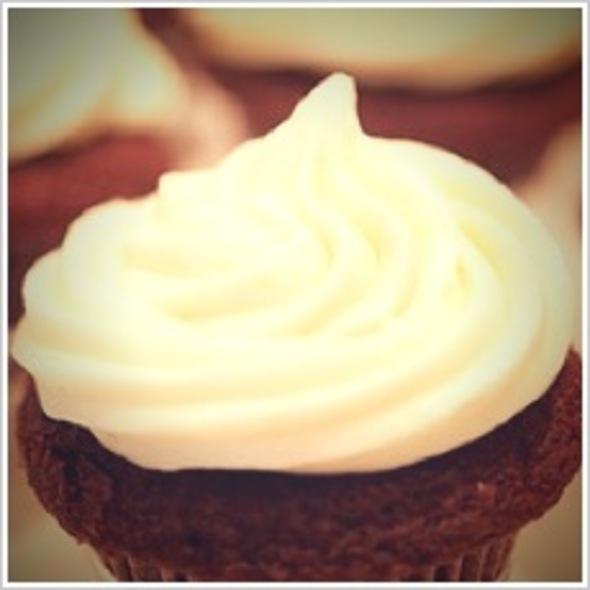 Cupcake @ Prairie Girl Bakery
