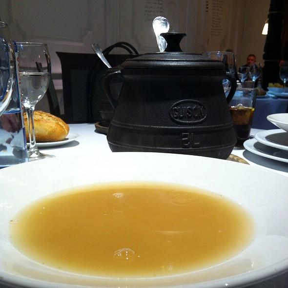 Sopa De Fideos @ La Ancha