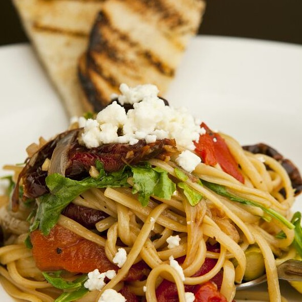 Mediterranean Linguini - The Northside Social, Indianapolis, IN