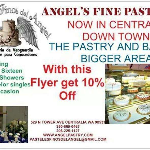 Pasteles @ Pasteles finos Del Angel