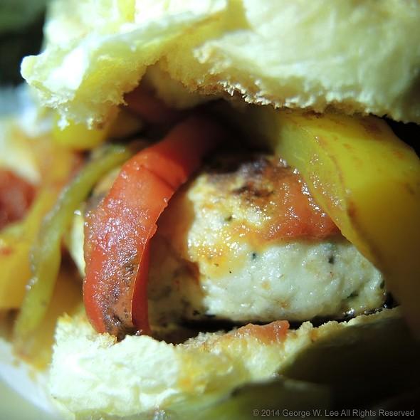 Veggie Slider - 5 Napkin Burger - Boston, Boston, MA