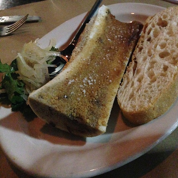 Bone Marrow @ Holeman & Finch Public House