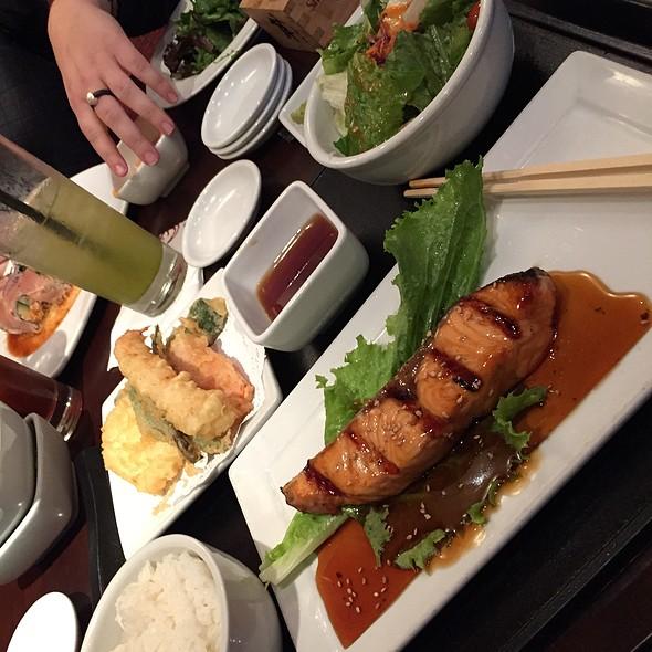 Salmon Teriyaki - Kabuki Japanese Restaurant - Old Pasadena, Pasadena, CA