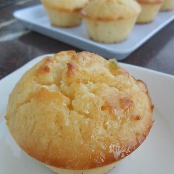 My Homemade Calamansi Muffin @ beebee's home
