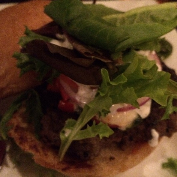 Gyros Burger @ Baileys Range