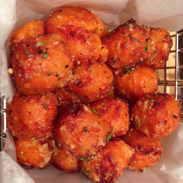 Sweet Potato Tots - JP Charlotte, Charlotte, NC