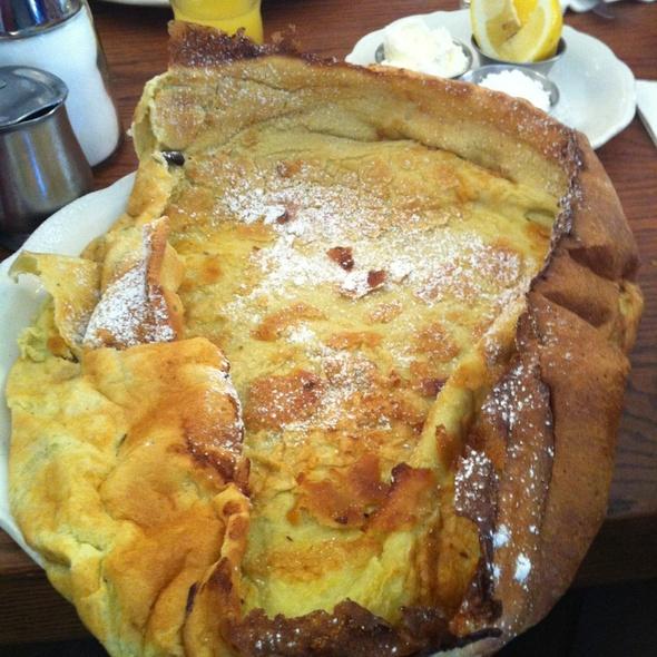 German Pancake @ Original Pancake House