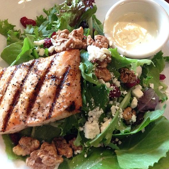 Ember Salad With Salmon - JP Charlotte, Charlotte, NC