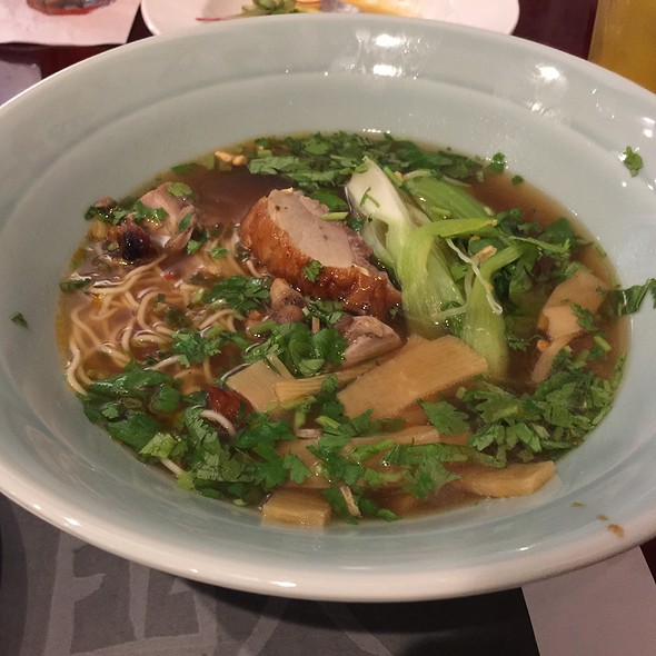 Chinatown Duck Ramen @ Slurp