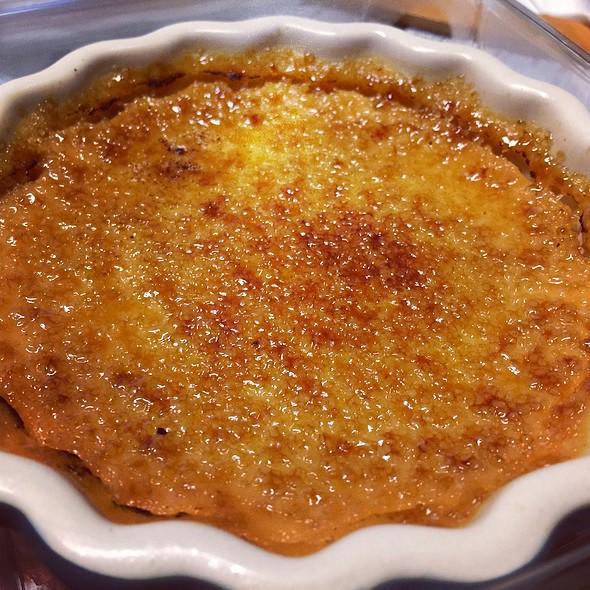 Pumpkin Creme Brulee @ Wholefoods Market