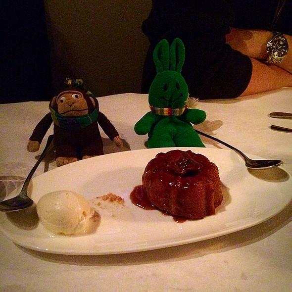 Sticky Fig Cake - Raoul's, New York, NY