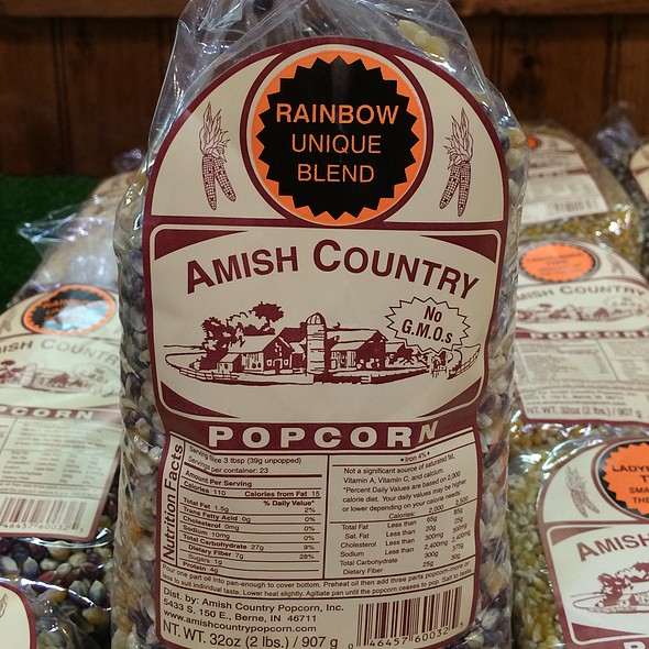Amish Popcorn
