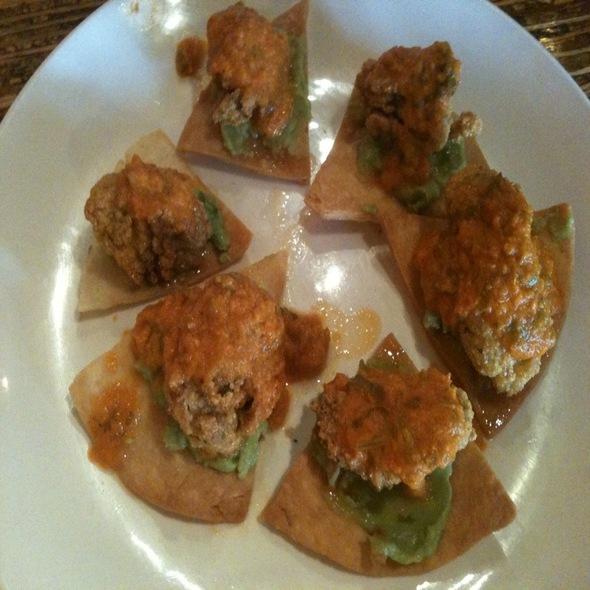 Nacho Mama's Oysters @ Beaver's