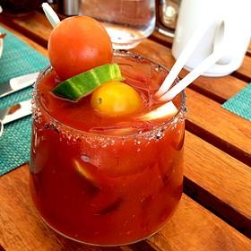 Hawaiian Bloody Mary