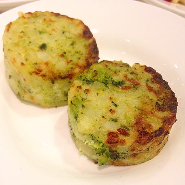 Broccoli Potato Cakes Ikea