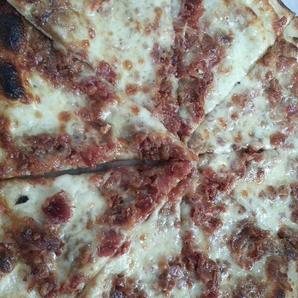 Skippy's Dare Pizza @ Randy's Wooster St. Pizza