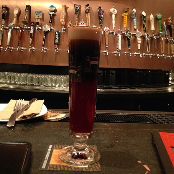 Raspberry Truffle Dessert Beer - Tap House Seattle, Seattle, WA