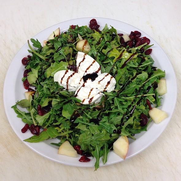 Fall Salad @ DeLorenzo's Pizza