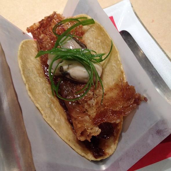 Viva China Taco @ China Poblano