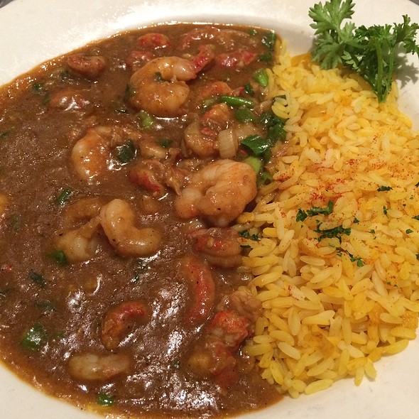 Crawfish & Shrimp Etouffee - The Warehouse, Alexandria, VA