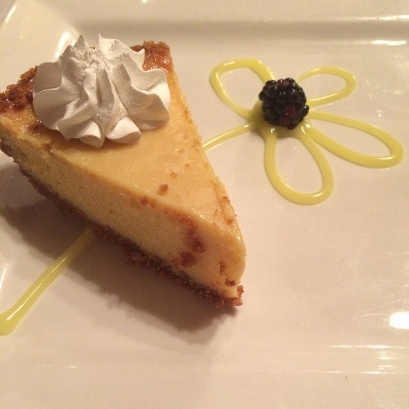 Key Lime Pie - Ram's Head Inn, Galloway, NJ