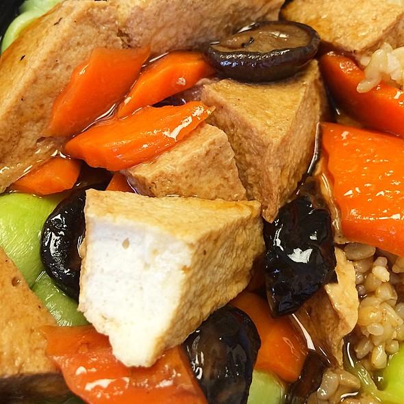 Braised Beancurd Tofu