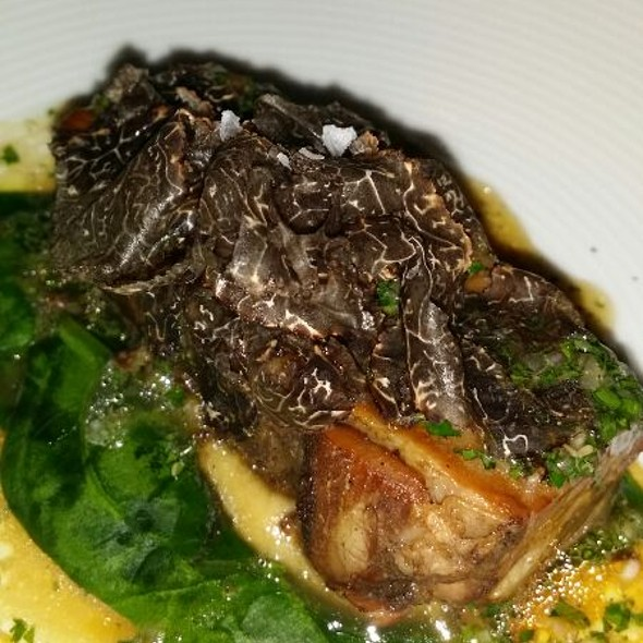 Beef @ Tetsuya's Restaurant