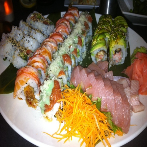 Sushi Platter - Kotta Sushi Lounge - Dallas, Frisco, TX