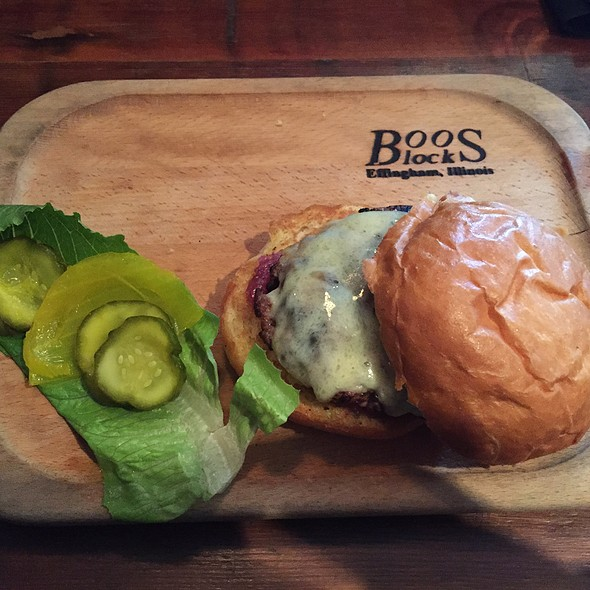 Dressel's Burger