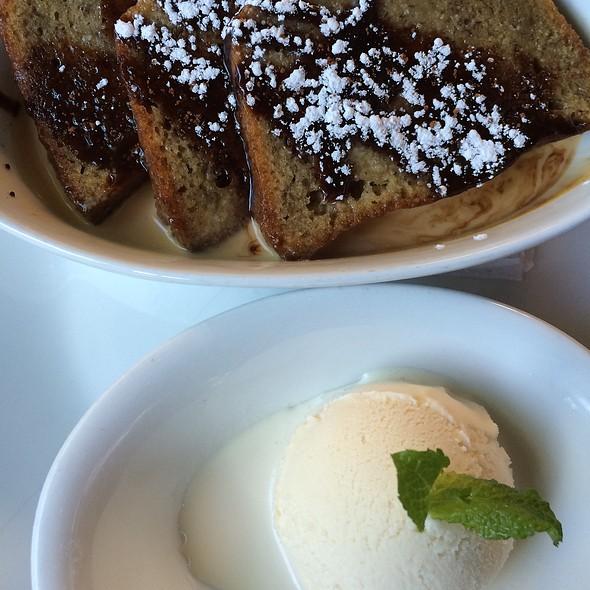Banana Bread Pudding @ Central Cevicheria