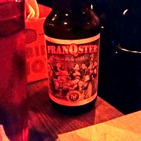 North Coast Brewing Pranqster Ale