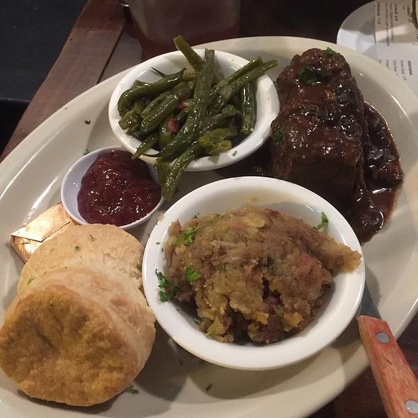 Braised Short Ribs @ Brenda's Meat And Three