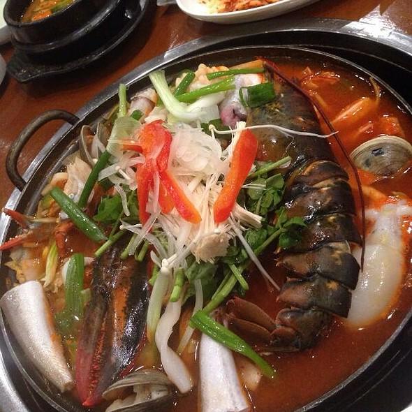 Seafood Casserole @ Hahm Ji Bach
