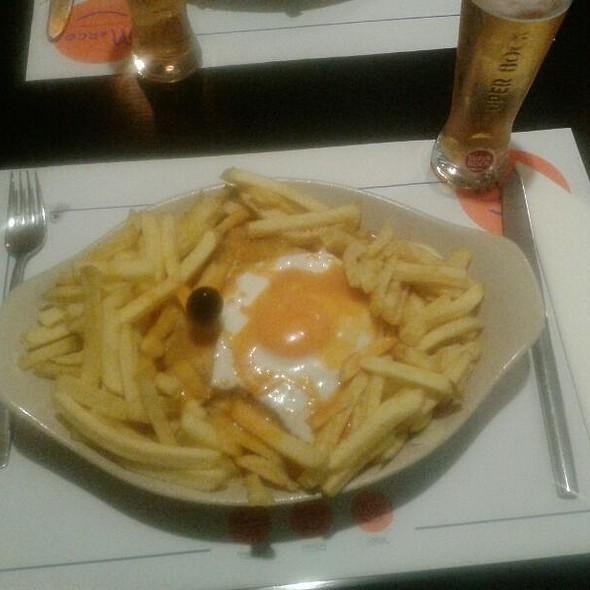 Francesinha Portuense @ Restaurante Marco