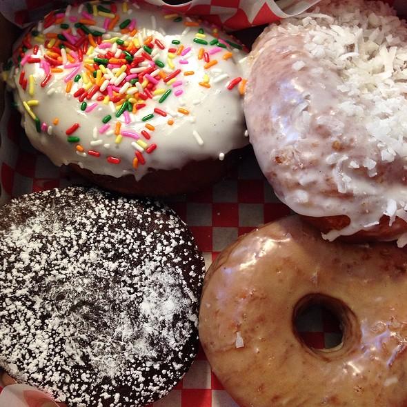 Doughnuts & Whoopie Pie