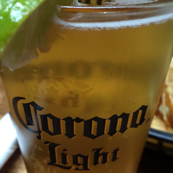 Corona Light Draught Beer