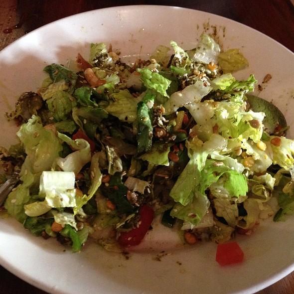 Tea Leaf Salad @ Burma Superstar Restaurant
